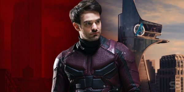 Daredevil Season 3 Poster Hides Avengers Tower Easter Egg