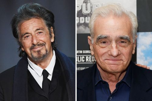 Netflix's 'The Irishman': Al Pacino Reveals Martin Scorsese's CGI Technique For Creating His Jimmy Hoffa Character