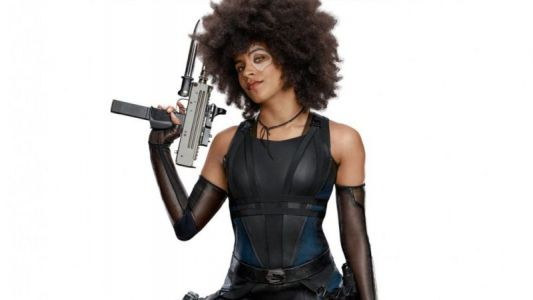 Meet Zazie Beetz as Domino in New Deadpool 2 Promo