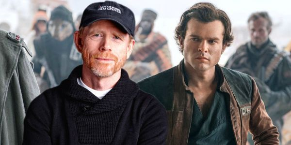 Ron Howard Open to Directing Another Star Wars Movie