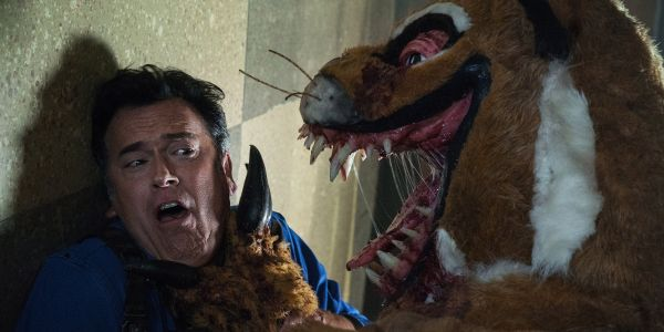 Ash vs. Evil Dead Season 3 Premiere Review: Awkward Family Dynamics And Gory Fun