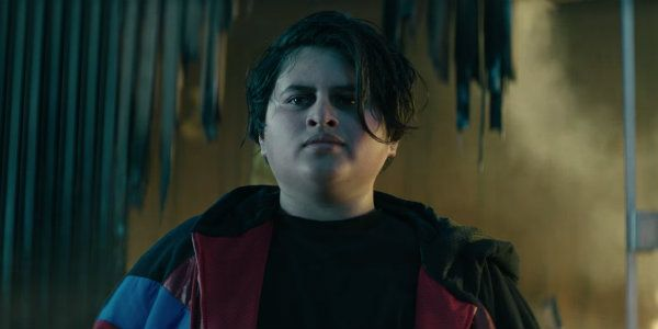 The Time The Kid From Deadpool 2 Wasn't Allowed To Watch His Own Movie