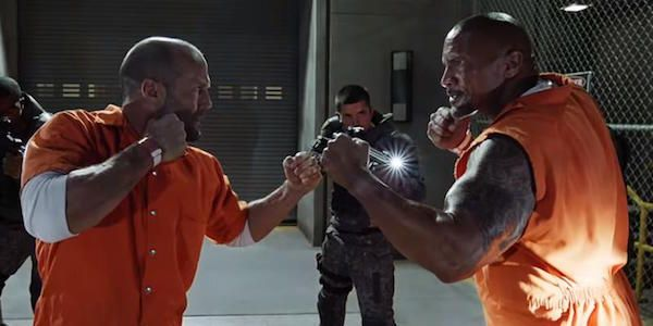 The Rock And Jason Statham's Furious Spinoff Landed The Perfect Director