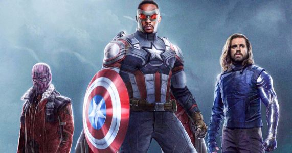 Early MCU Characters Will Return in The Falcon and the Winter Soldier Disney+ Series
