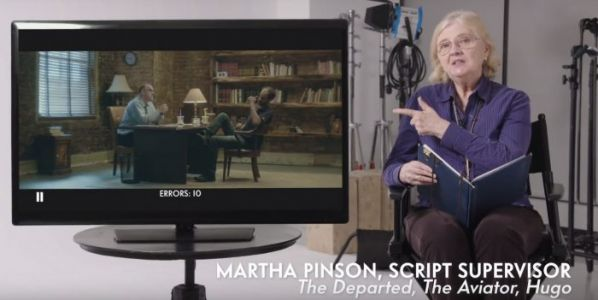 VOTD: How a Script Supervisor Creates Continuity in Movies