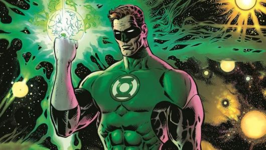 Comic-Con: Grant Morrison to Relaunch Green Lantern Comic