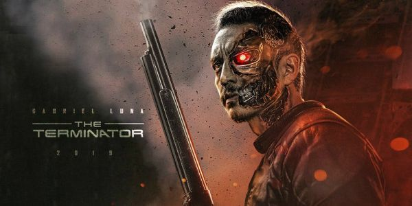 What Gabriel Luna Could Look Like As The Terminator