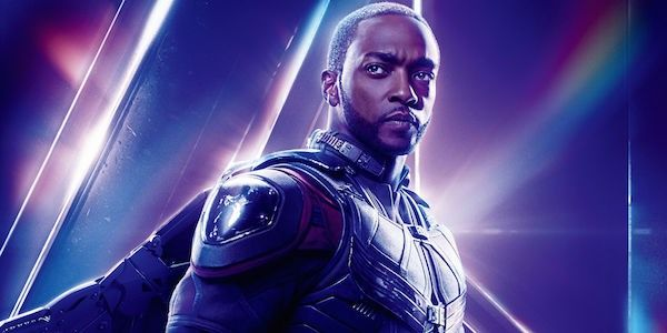 See What Anthony Mackie Could Look Like As Captain America