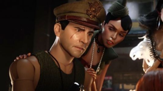 Trailer For Robert Zemeckis' WELCOME TO MARWEN Helps You Heal Through Art