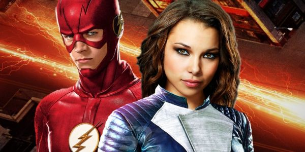 The Flash Set Photos Offer New Look at Nora West-Allen's Superhero Suit