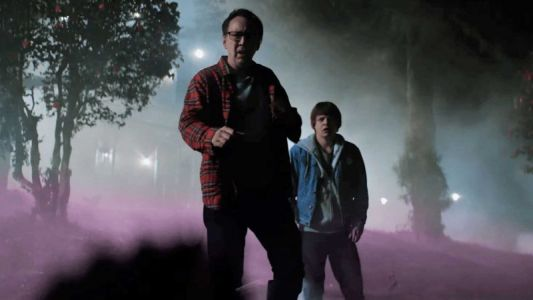Color Out of Space: Shudder to Stream Nicolas Cage Film