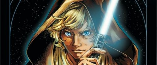 Classic 'Star Wars' is Getting the Manga Treatment With 'The Legends of Luke Skywalker'