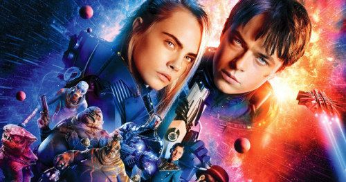 Netflix in Talks with Director Luc Besson, Is Valerian 2