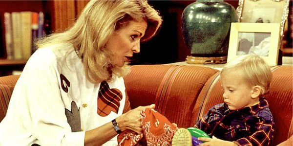 The Murphy Brown Revival Has Cast Grown-Up Avery Brown And More