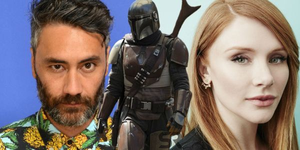 Star Wars Rumor: Taika Waititi & Bryce Dallas Howard Star in Mandalorian