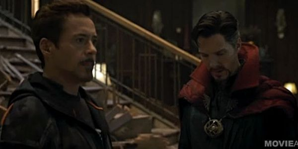 Iron Man & Doctor Strange Debate About Thanos in Infinity War Clip