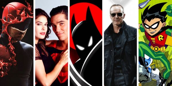 Best Superhero TV Shows Of All Time