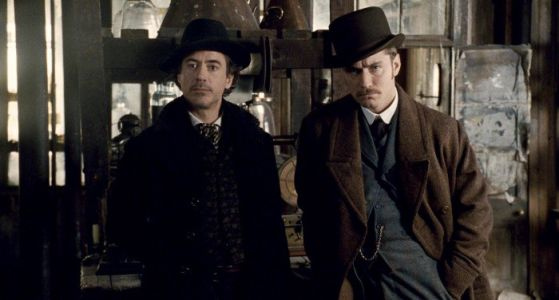 Sequel Bits: 'Sherlock Holmes 3', 'Goosebumps 2', 'Star Trek 4', and More