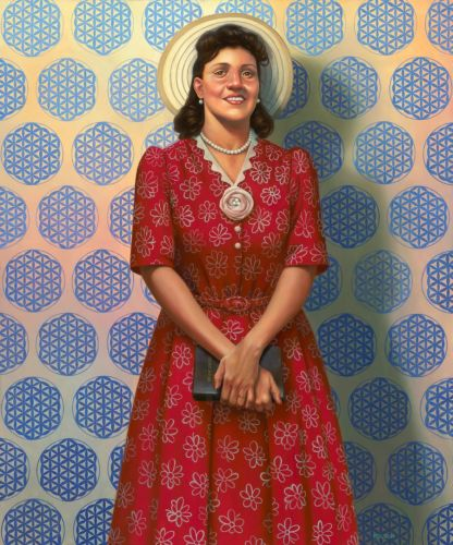 Henrietta Lacks Gets Immortalized in a Portrait: It's Now on Display at the National Portrait Gallery