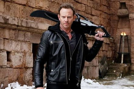 Final Sharknado film has time travel, Nazis, dinosaurs, and Noah's Ark