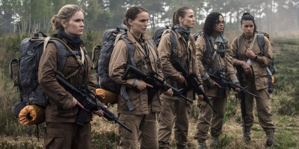 Where Do You Recognize The Cast Of Annihilation From?