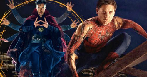 Doctor Strange 2 Theory Thinks Tobey Maguire's Spider-Man