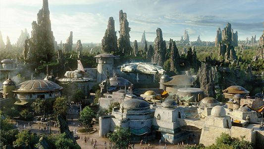 D23 Expo 2019: The Sights and Sounds of Star Wars: Galaxy's Edge