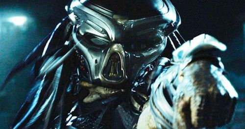 The Predator Shows Off Brutal Strength in Violent New PhotoA new