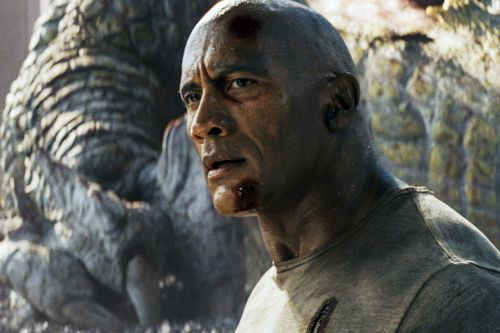 'Rampage' on HBO: This Is What Happens When The Rock Fights a Giant Flying Wolf
