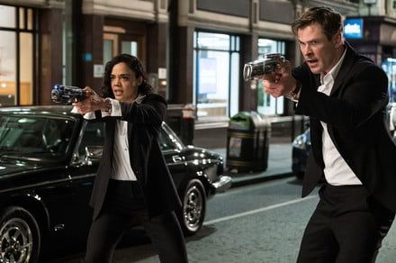 First 'Men in Black International' trailer introduces new agents and aliens