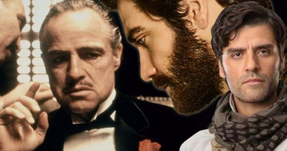 Jake Gyllenhaal & Oscar Isaac Team for Making-Of The Godfather Movie