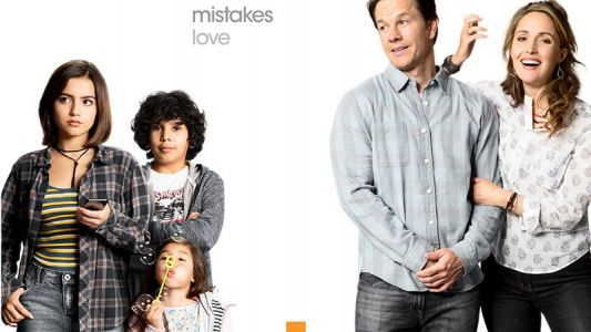 Instant Family Poster: Chaos, Laughter, Mistakes & Love