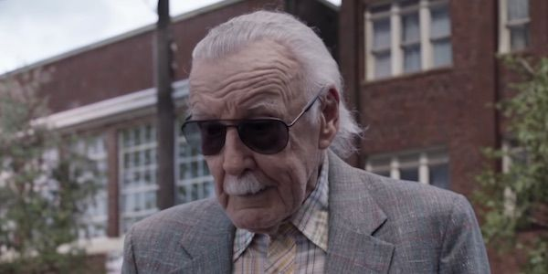 New Ant-Man And The Wasp Video Shows Stan Lee Filming Funny, Alternate Takes Of His Cameo