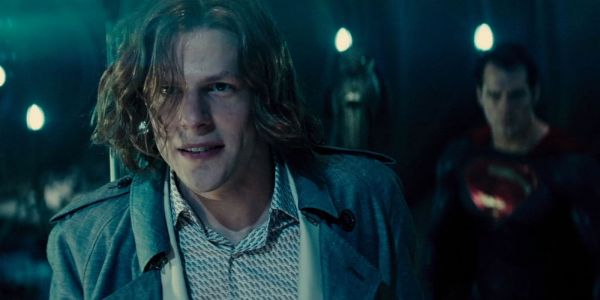 Jesse Eisenberg 'Hopes' to Return as Lex Luthor in Future DCEU Film