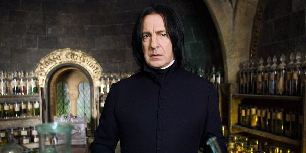 Why Alan Rickman's Widow Is Excited The Harry Potter Legend's Journals Are Being Published