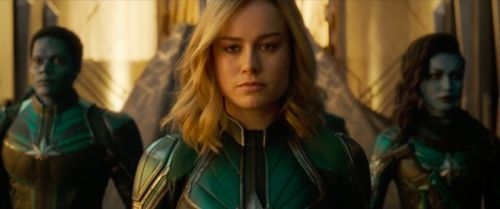 'Captain Marvel' Trailer: Brie Larson Takes Command of the MCU