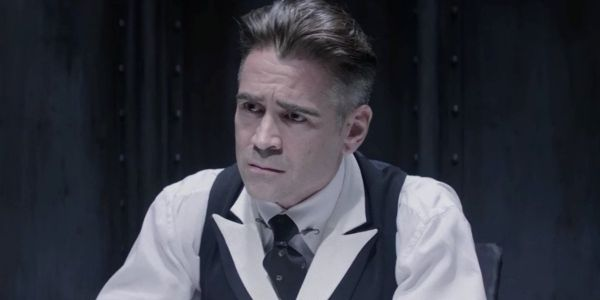 Colin Farrell Clears Up The Batman Rumors About His Hair