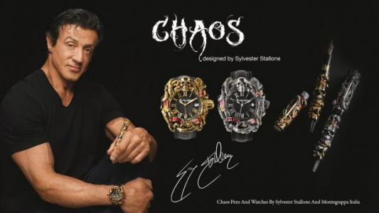 Drop What You're Doing And Watch This Trailer For Sly Stallone's New Line Of Watches
