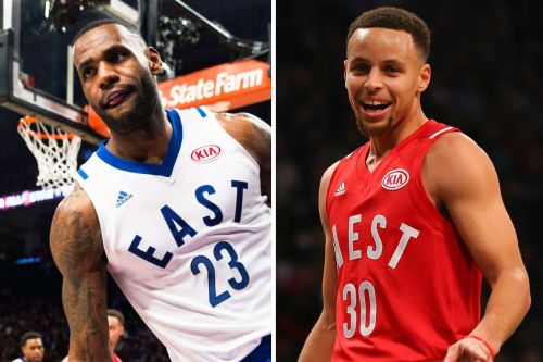 The NBA All-Star Game 2018 Live Stream: How To Watch Team LeBron James Vs. Team Steph Curry