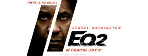 The Equalizer 2 Movie trailer