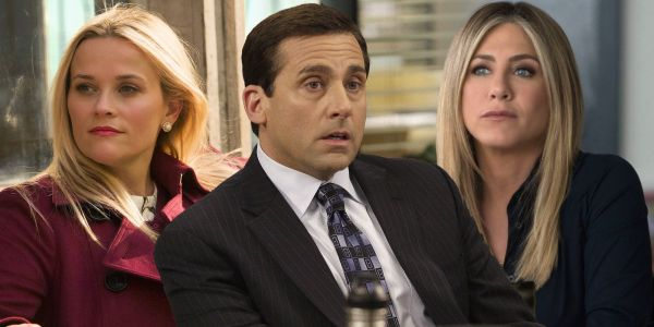 Steve Carell Joins Jennifer Aniston & Reese Witherspoon's Apple TV Drama