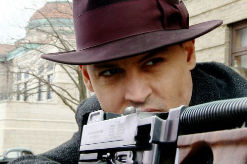 The Vintage Gangster, Michael Mann Style: The Ahead Of Their Time Stylings Of 'Public Enemies'