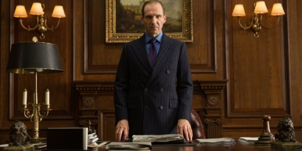 Bond 25's Ralph Fiennes Still Doesn't Know Anything About The Movie