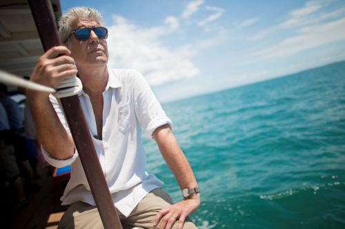 Anthony Bourdain Remembered At Tribeca TV Festival 'Parts Unknown' Screening
