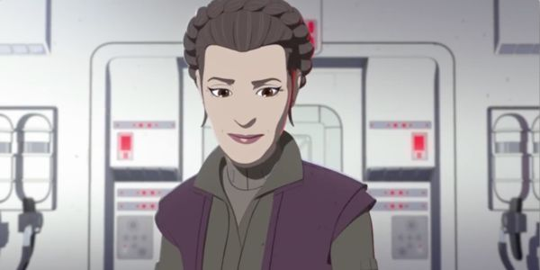 Princess Leia Was Apparently Recast For Star Wars Resistance's Winter Finale
