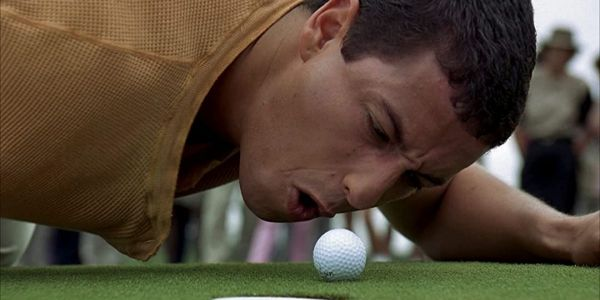 Adam Sandler Brought Back Happy Gilmore For The First Time In Decades, And I'm So Happy
