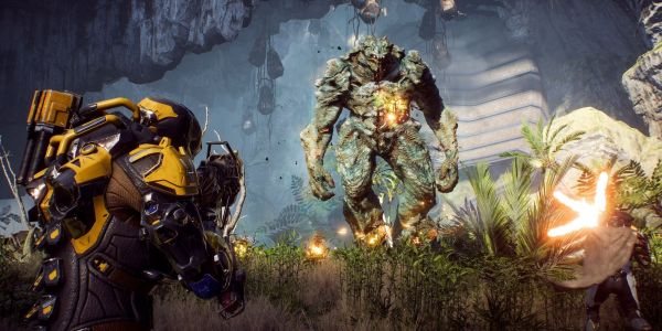 How Progression and Loot Work in BioWare's Anthem