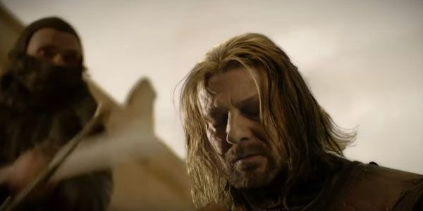 What Ned Stark Was Actually Whispering Right Before His Game Of Thrones Death
