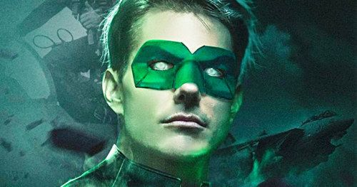 BossLogic Imagines Tom Cruise as the Perfect Green LanternArtist