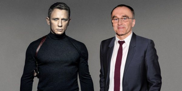 Rumor: Danny Boyle Being Eyed To Direct Bond 25